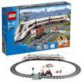 Конструктор Lego City 60051 Лего Город Скоростной пассажирский поезд