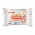 PIGEON Салфетки влажные для рук и рта, детские 25 шт. 26231