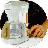 Набор тостер + кофеварка Tefal