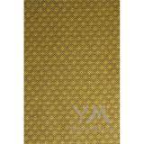 Слинг-шарф из шарфовой ткани Golden Beryl (лимонный, коричневый)