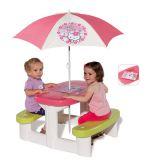 Столик для пикника с зонтиком из серии
