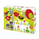 Набор посуды 100% Chef
