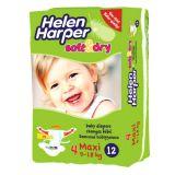 Helen Harper Детские подгузники Soft&Dry maxi (9-18кг) 12шт