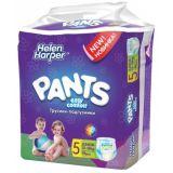 Helen Harper Детские подгузники-трусы  Easy comfort Junior (12-18 кг) 19 шт