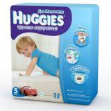 Хаггис Трусики-подгузники 5 для мальчиков (13-17кг) 32 шт