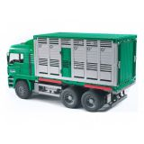 Фургон MAN для перевозки животных с коровой (подходит модуль со звуком и светом