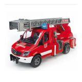 MB Sprinter пожарная машина с лестницей и помпой с модулем со световыми и звуковыми эффектами