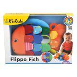 Развивающая игрушка Рыбка- Флиппер