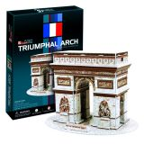 Кубик фан Триумфальная арка (Париж)