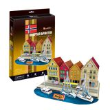Кубик фан Квартал Брюгген (Норвегия)