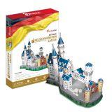 Кубик фан Замок Нойшванштайн (Германия)
