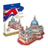 Кубик фан Собор Святого Павла (Великобритания)