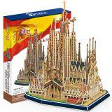 Кубик Фан Храм святого семейства (Испания)