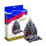 Кубик Фан Преображенская церковь,Кижи (Россия)