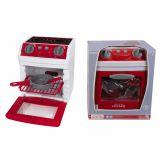 Плита кухонная с аксессуарами