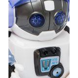 Робот Собери Сам (аналог 88307 со сборкой) с функцией программирования до 36 команд, танца, охраны,
