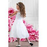 Платье праздничное для девочек+болеро