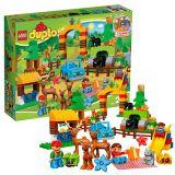Конструктор Lego Duplo 10584 Лего Дупло Лесной заповедник