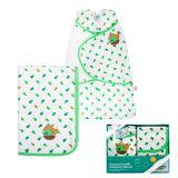 Подарочный набор Спальный конверт и пелёнка