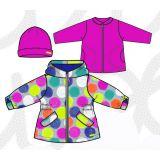 Куртка (жакет, шапка) для девочки