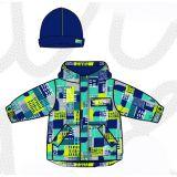 Куртка (шапка) для мальчика