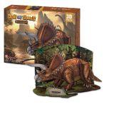 Игрушка Эра Динозавров Трицератопс