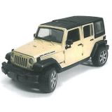 Внедорожник Jeep Wrangler Unlimited Rubicon