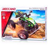 Meccano 91778 Меккано Набор Квадроцикл (2 модели)