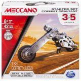 Конструктор Meccano 91783 Меккано Базовая модель ()