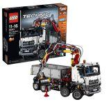 Конструктор Lego Technic 42043 Лего Мерседес Бенц Арокс 3245
