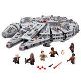 Лего Звездные Войны Пробуждение Силы 75105 Сокол Тысячелетия