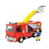 Пожарный Сэм Машина со звуком, светом и функцией воды