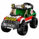 Lego City Внедорожник 4x4 60115