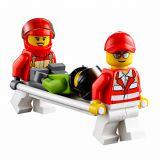 Лего Город Самолет скорой помощи 60116