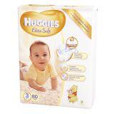 Подгузники Huggies Elite Soft 3, 5-9кг, 80шт.