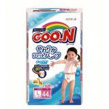 Японские трусики-подгузники Goon для девочек 9-14кг, 44шт. NEW!