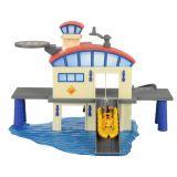 Пожарный Сэм, Морская станция + лодка
