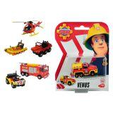 Пожарный Сэм, Транспортное средство на блистере (пожарная машина)