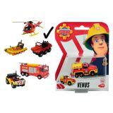 Пожарный Сэм, Транспортное средство на блистере (6 колесный автомобиль)