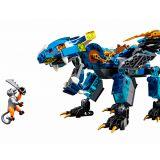 Лего Ниндзяго Дракон Джея 70602