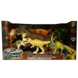 Набор фигурок динозавров Megasaurs SV12927 Мегазавры 6 штук