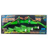 Zing FT811 Зинг Игрушка Лук с подсветкой средний 3 стрелы