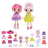 Lalaloopsy 539643 Лалалупси Набор Mini с двумя куклами и аксессуарами