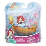 Набор для игры в воде: маленькая кукла Принцесса и лодка