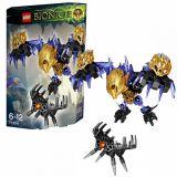 Лего Бионикл Терак, Тотемное животное Земли