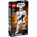Лего Звездные Войны Штурмовик Первого Ордена