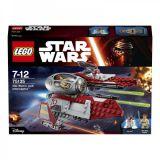 Лего Звездные Войны Перехватчик джедаев Оби-Вана