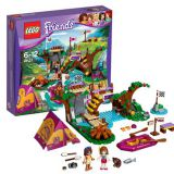 Lego Friends 41121 Спортивный лагерь: сплав по реке