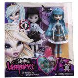 Кукла Mystixx Vampires Azra с одеждой День и Ночь