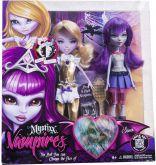 Кукла Mystixx Vampires Siva с одеждой День и Ночь